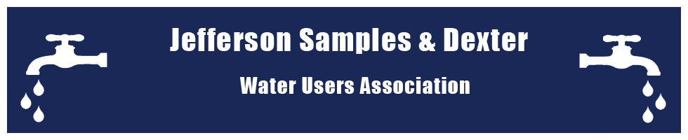 Jefferson Samples & Dexter Water User Association